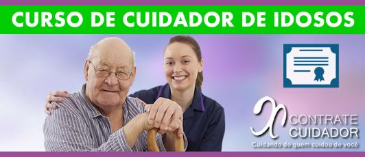 Curso cuidador de idosos df
